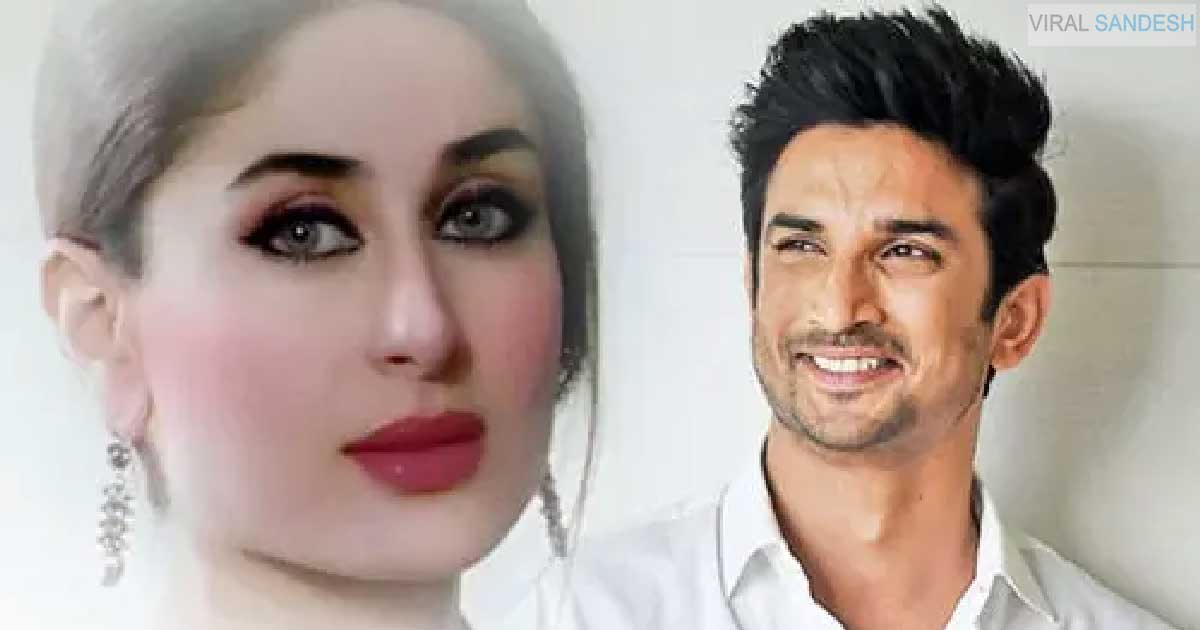 kareena kapoor khan rating to sushant singh rajput