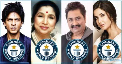 Bollywood Guinness book of World Record