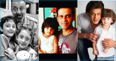 B-town Celebrity Father at 40