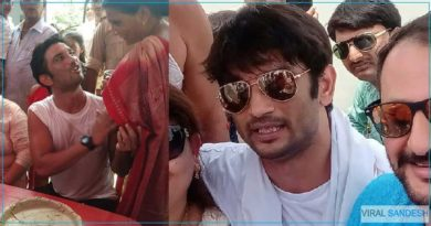 sushant singh rajput reach hometown to fulfill mother promise