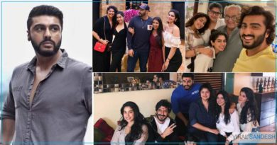 Arjun Kapoor Reveal about his Family