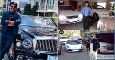 Car Collection of Bollywood Comedy Artists