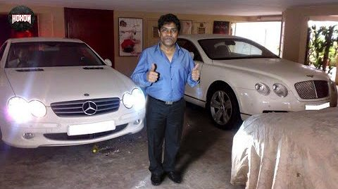 Johnny Lever Car Collection
