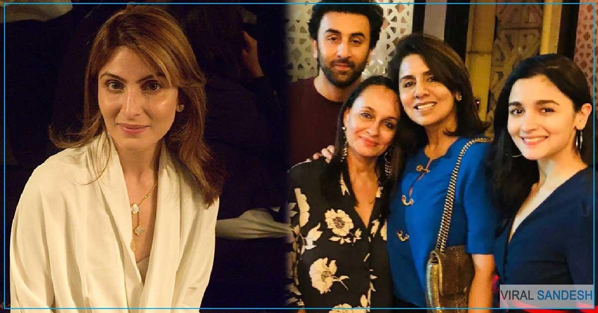 Riddhima Kapoor Sahni Disclosure on Alia Bhatt Neetu Kapoor