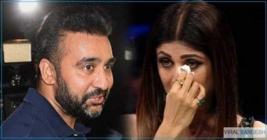 Shilpa Shetty angry on Raj Kundra