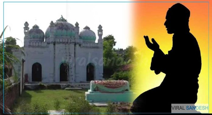 Madi Gaon mosque care by hindu